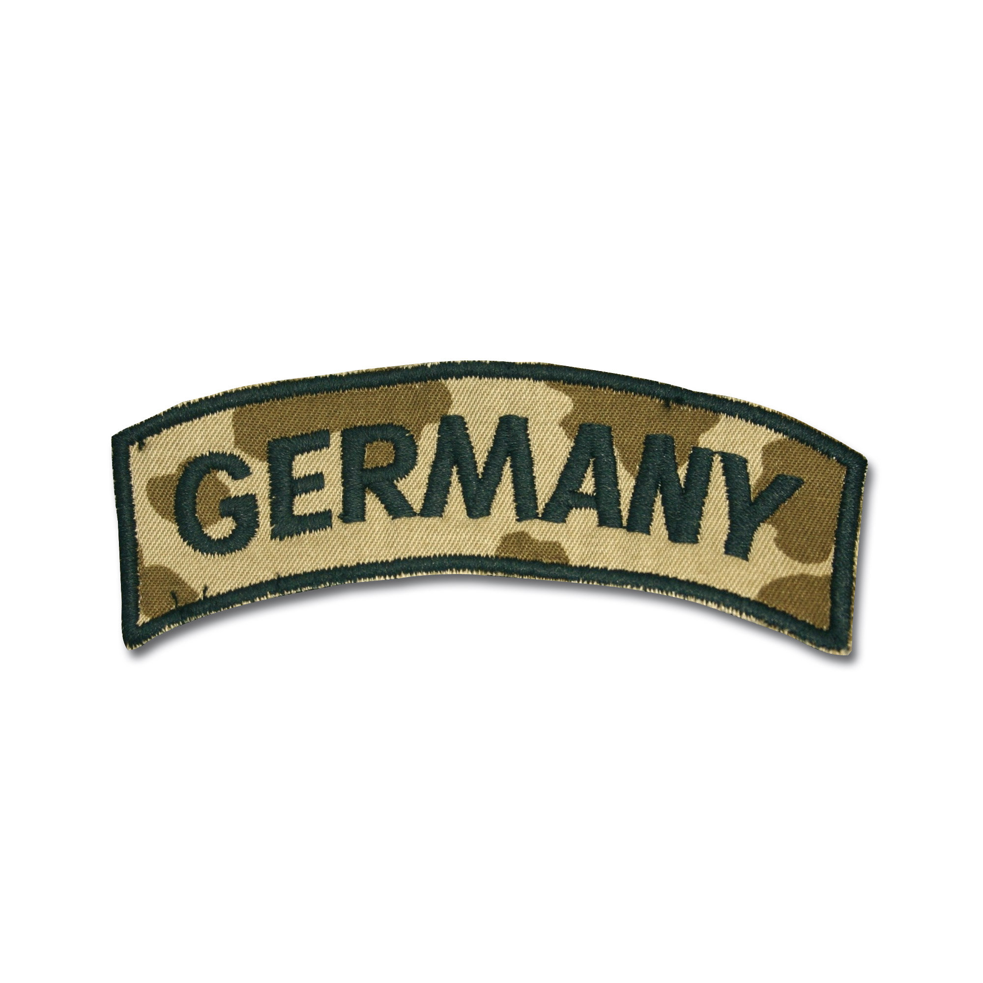 Armabzeichen GERMANY gross fleckdesert