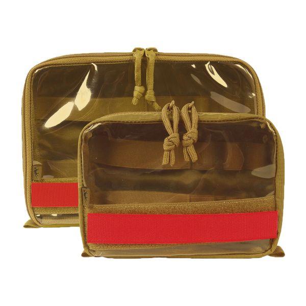 TT Medic Pouch Set khaki
