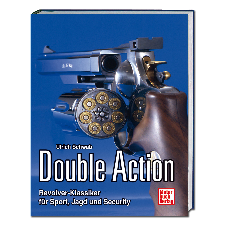 Buch Double Action - Revolver-Klassiker
