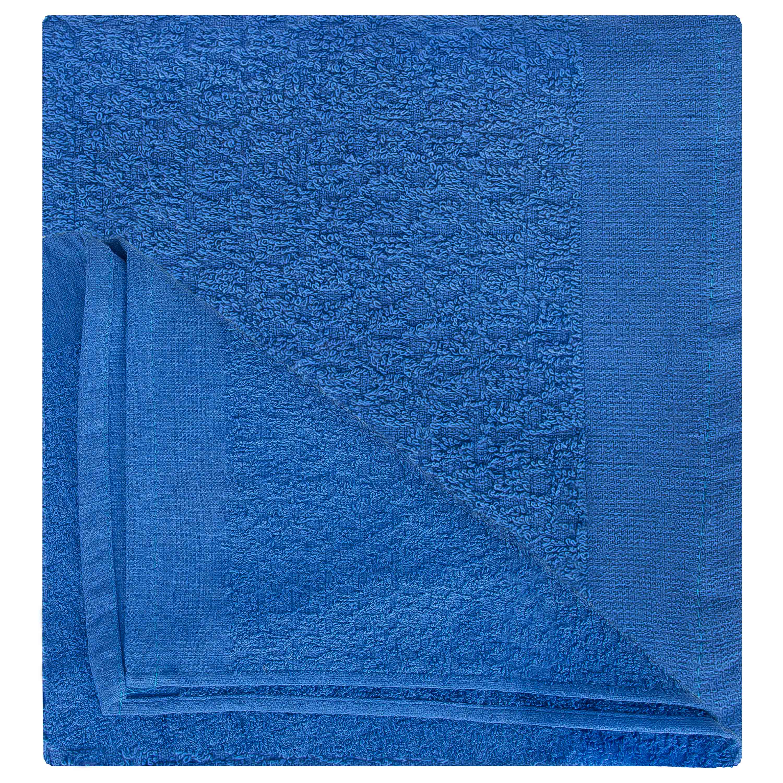 MFH BW Handtuch Frottee blau 90x45 cm