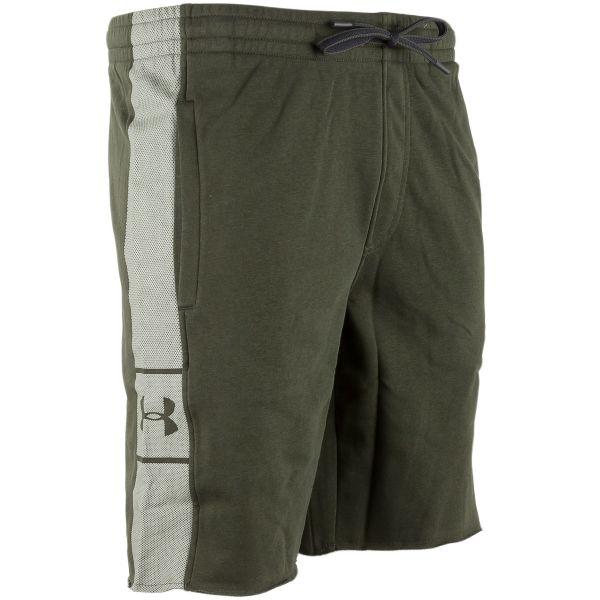 Under Armour Shorts EZ Knit oliv