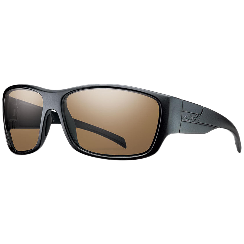 Smith Optics Brille Frontman Elite schwarz polarize braunes Glas