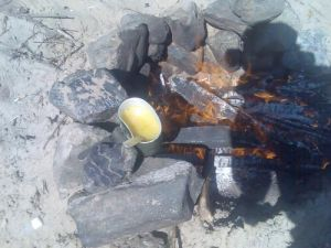 Survival Flasche