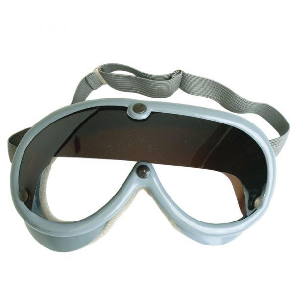 BW Staubschutzbrille grau gebraucht