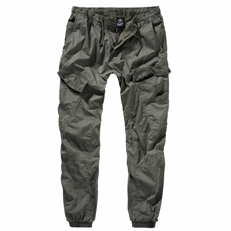 Brandit Hose Ray Vintage Trousers oliv