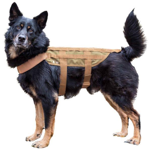 Primal Gear Hundegeschirr Tactical Dog Vest tan
