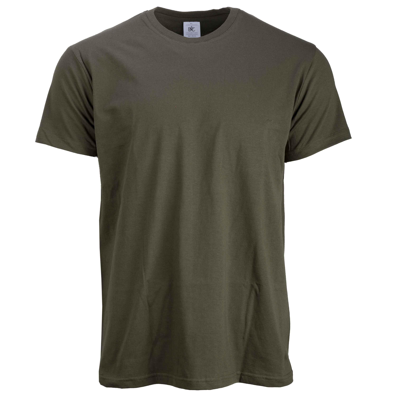 T-Shirt urban khaki
