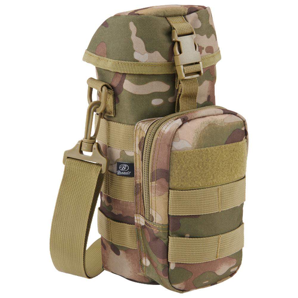 Brandit Tasche Molle Bottle Holder II tactical camo