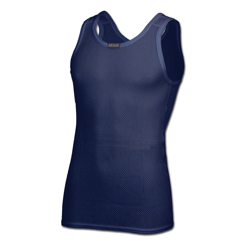 Brynje A-Shirt blau