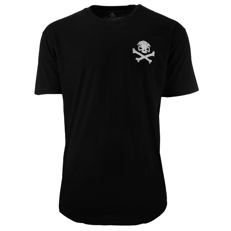 Pipe Hitters Union T-Shirt Combat Mindset schwarz