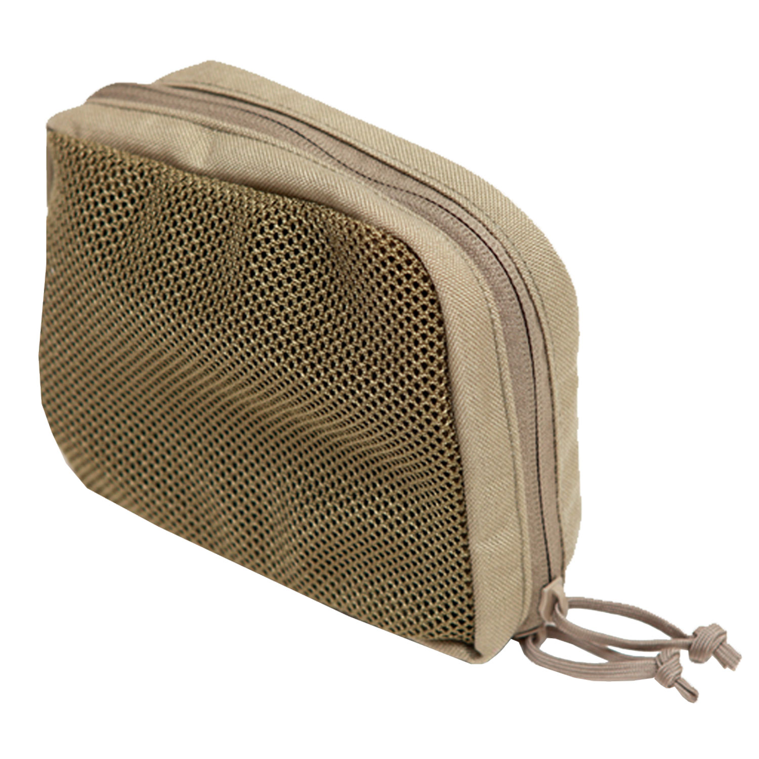 LBX Kletttasche Medium Mesh Pouch coyote tan