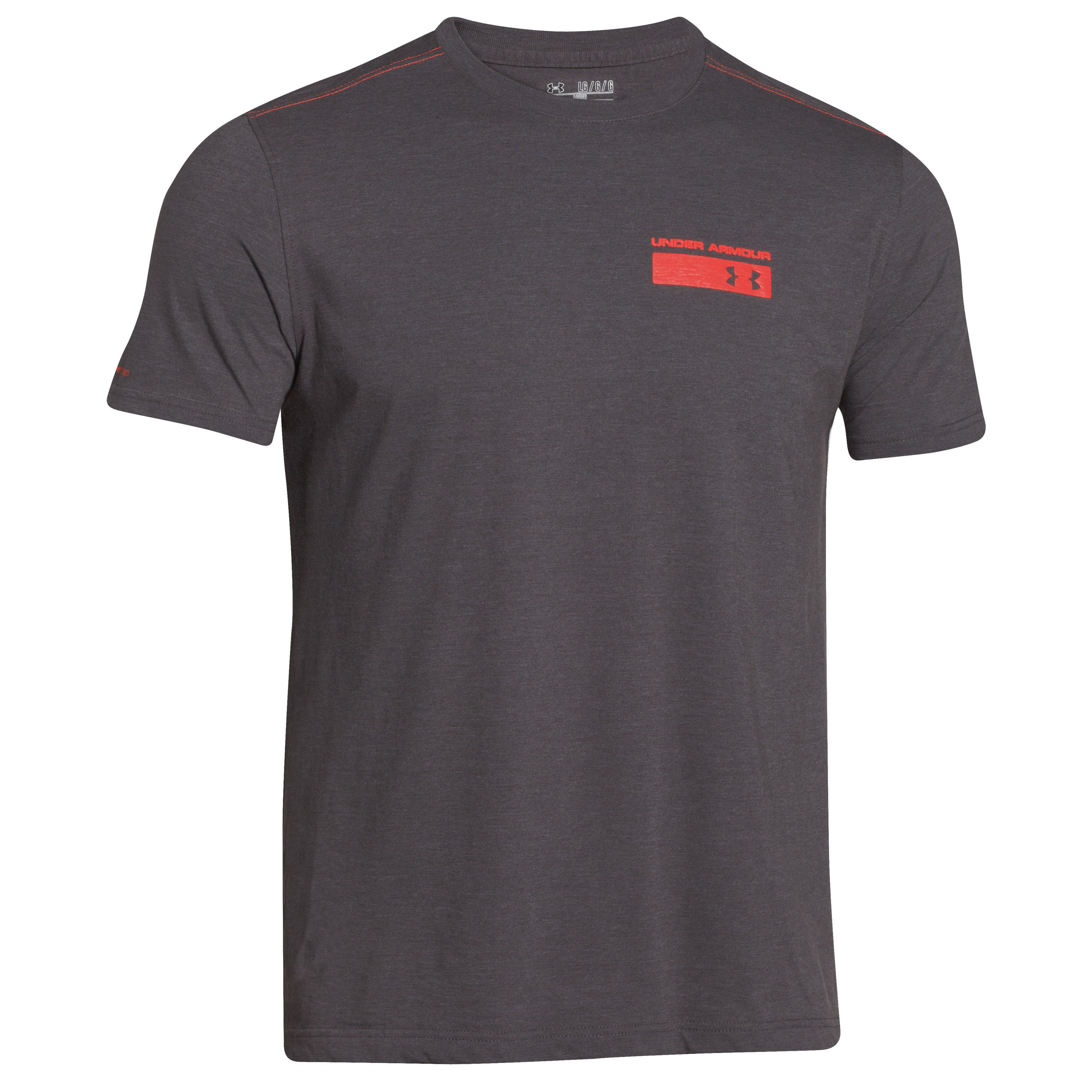 Under Armour Shirt Military Issue carbon