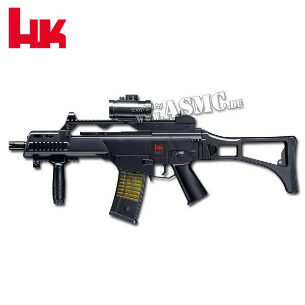 Gewehr Softair Heckler&Koch G36 C 05 J