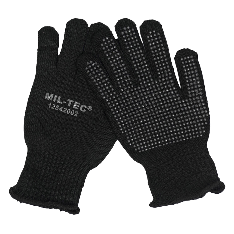 Handschuhe Gripper schwarz