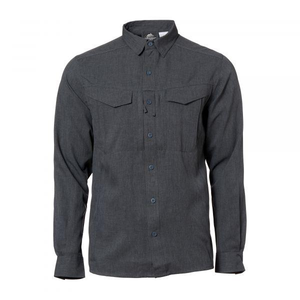 Helikon-Tex Hemd Defender MK2 Gentleman Shirt melange black grey