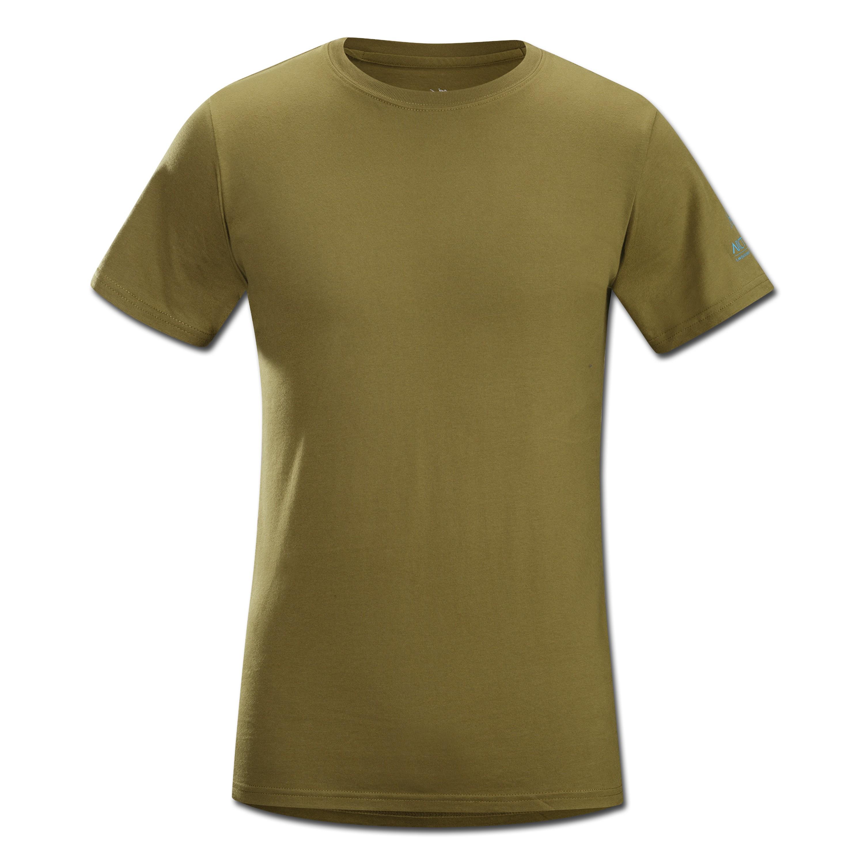 T-Shirt Arcteryx Birdar moss
