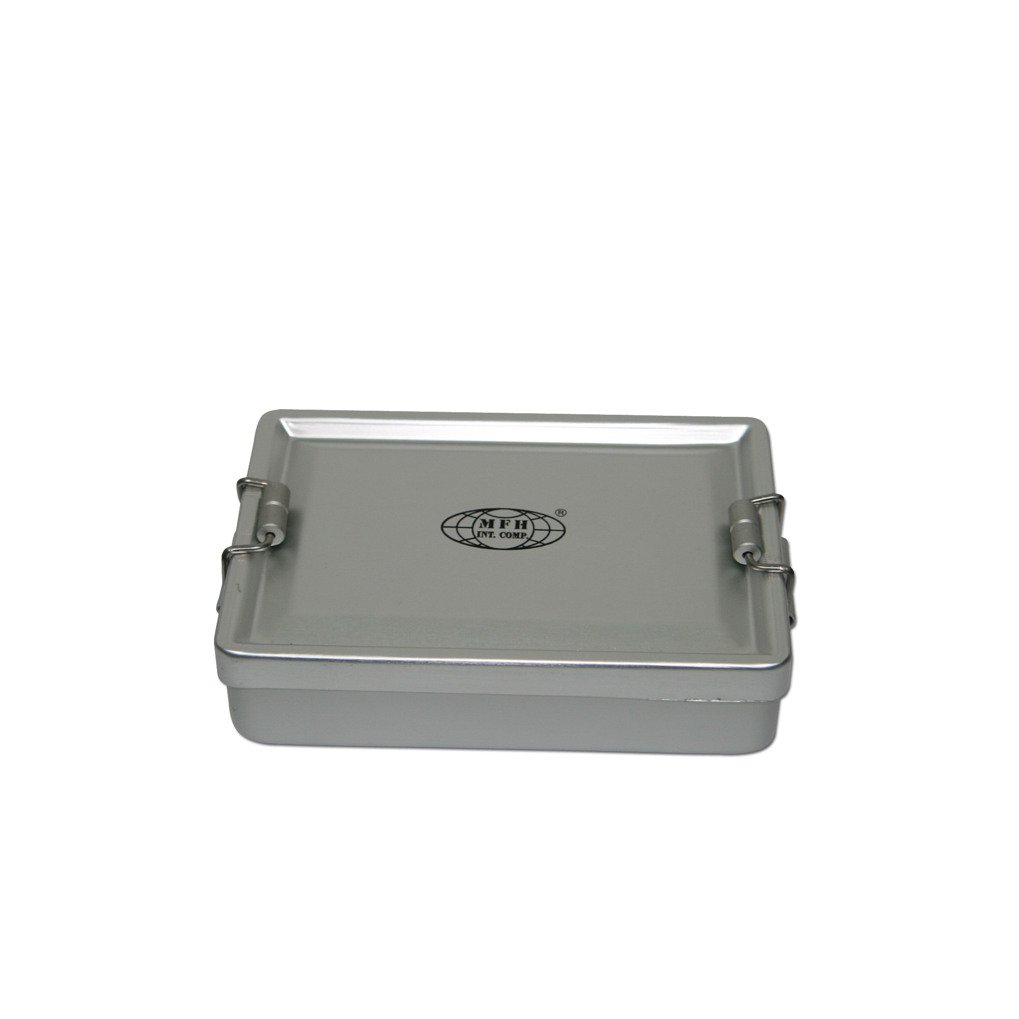 Wasserdichte Aluminiumbox 13,3 x 9,2 x 3,4 cm