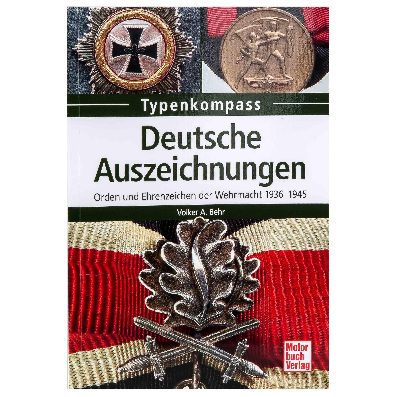 Buch Deutsche Auszeichnungen