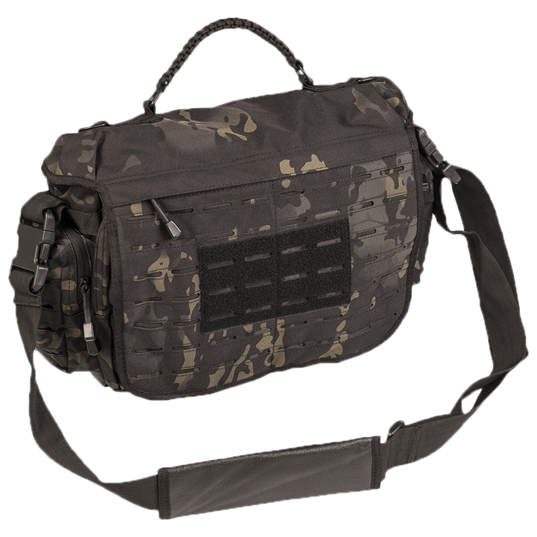 Tasche Tactical Paracord LG multitarn black