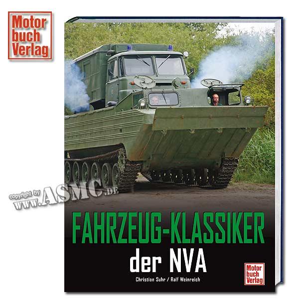 Buch Fahrzeug-Klassiker der NVA