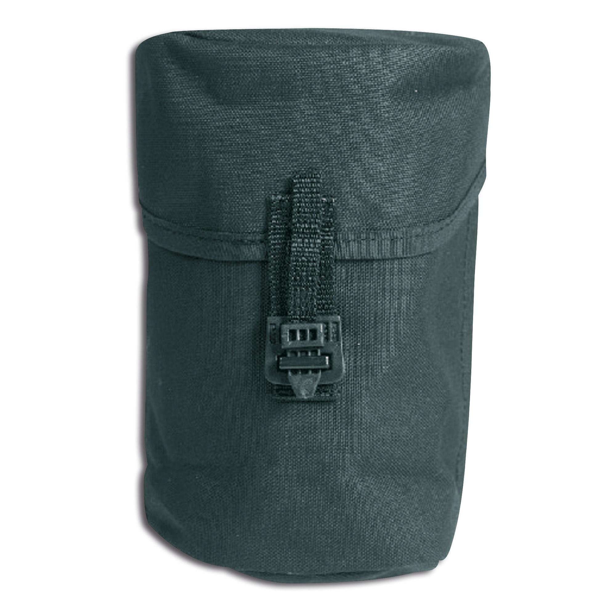 BW Feldflaschentasche schwarz