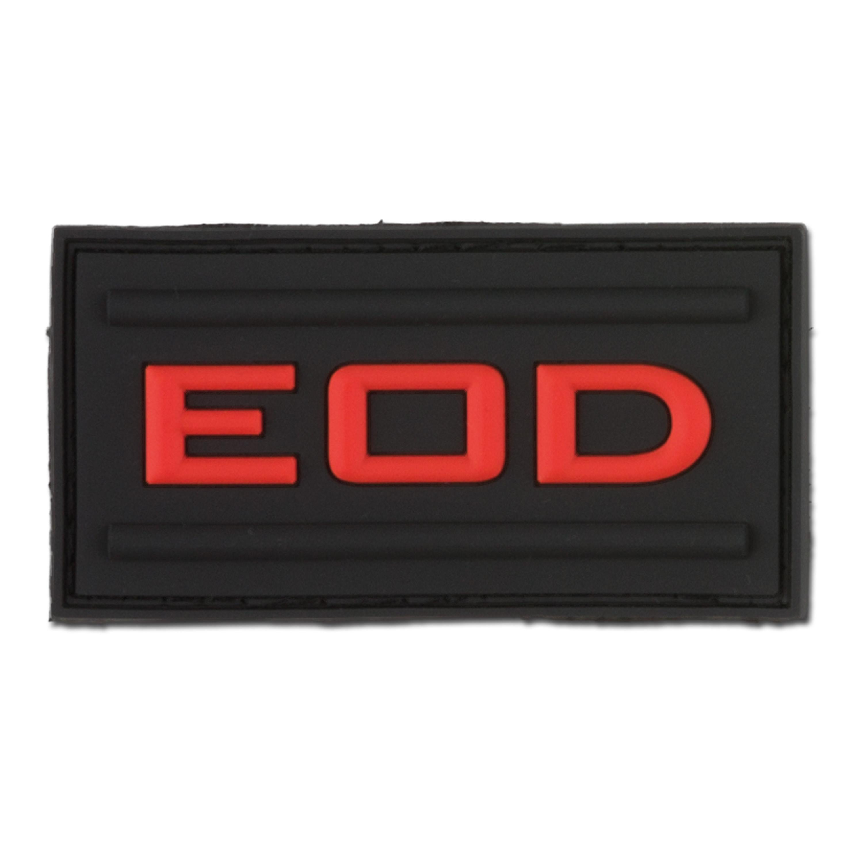 3D-Patch EOD blackmedic