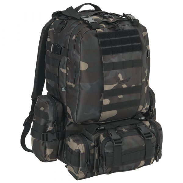Brandit Rucksack US Cooper Modular Pack dark camo