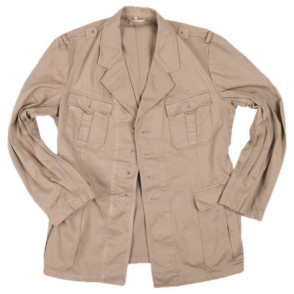 BW Uniformjacke khaki gebraucht