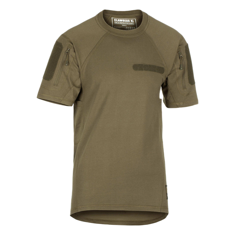 ClawGear Instructor Shirt MK II steingrau oliv