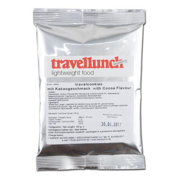 Travellunch Travelcookies mit Kakao-Geschmack