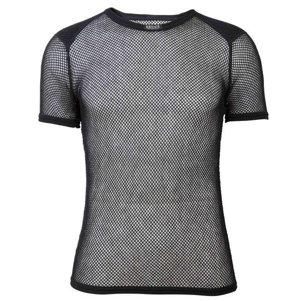 Brynje Thermo Wool T-Shirt mit Schultereinlage schwarz