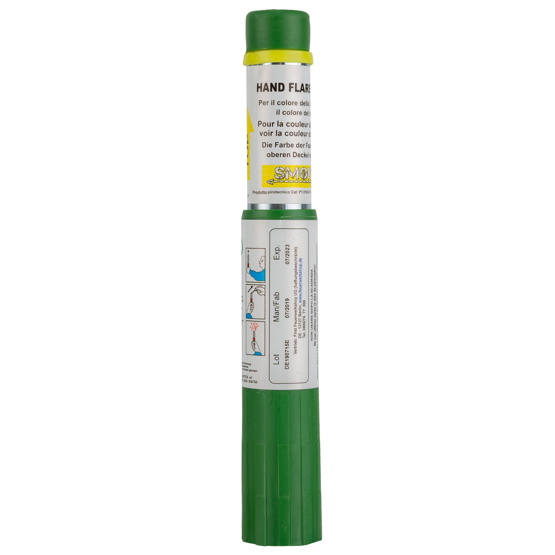 Smoke-X Rauchgranate SX-13 Pyrofackel grün
