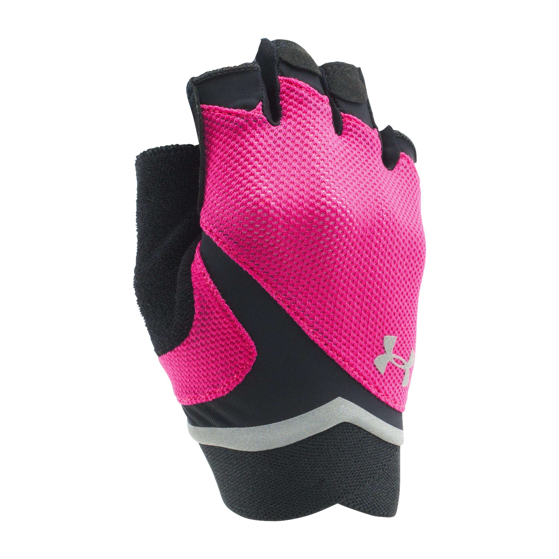 Under Armour Flux Glove Damen pink