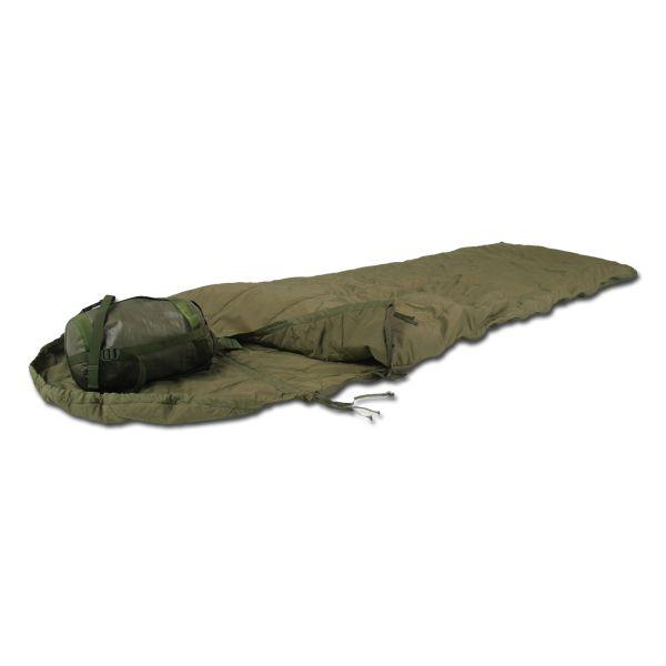 Britischer Schlafsack Mil-Tec Survival oliv
