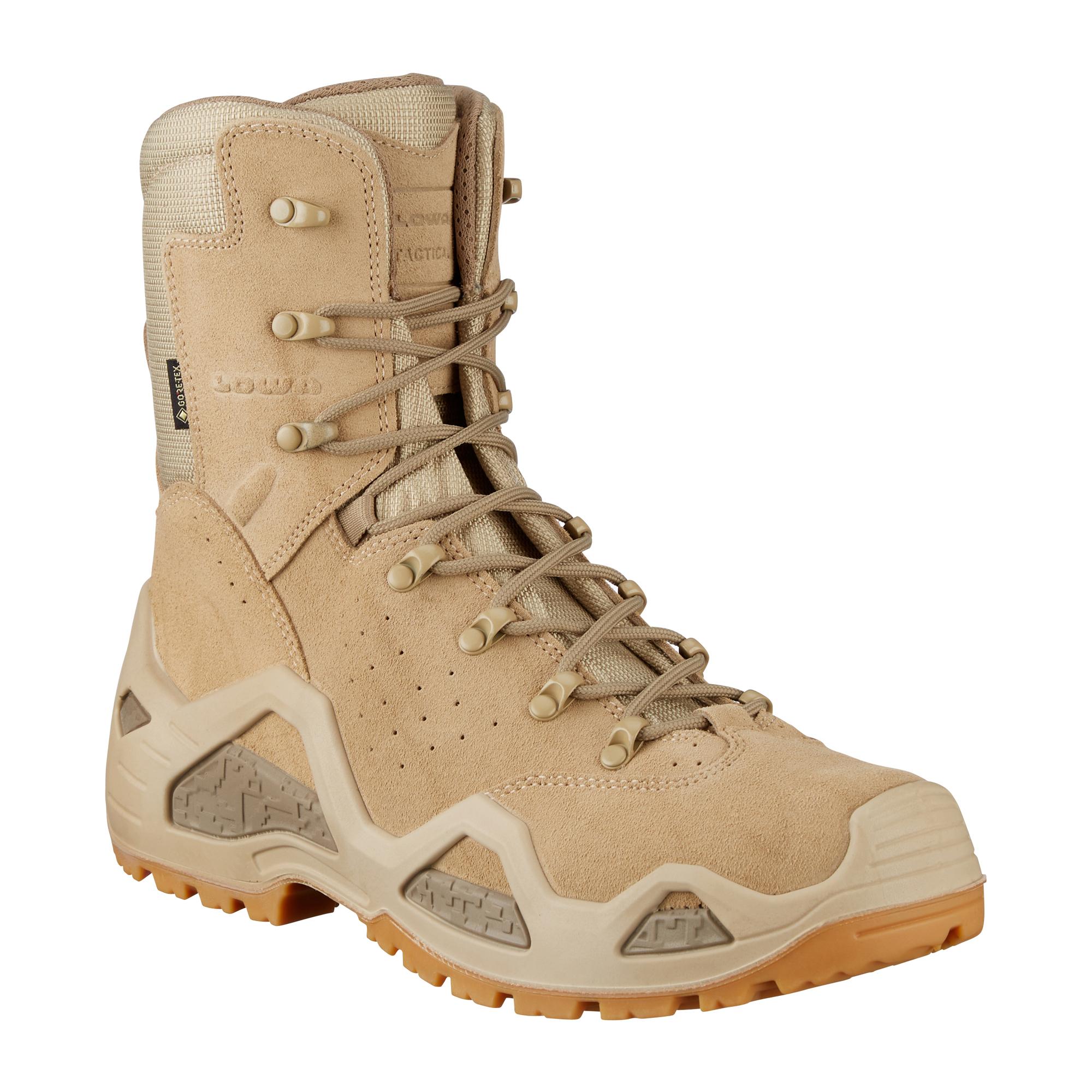 Stiefel LOWA Z-8S GTX® desert