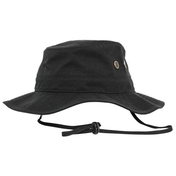 Brandit Boonie Hat Fishing Hat Ripstop schwarz