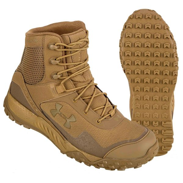 Under Armour Tactical Stiefel Valsetz RTS 1.5 coyote brown