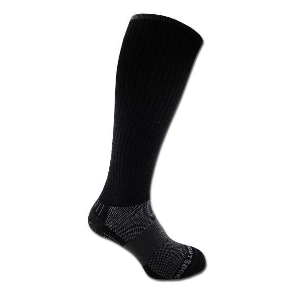 Socken Wrightsock Escape OTC doppel-lagig schwarz