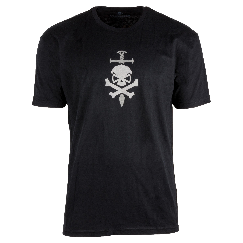 Pipe Hitters Union T-Shirt People Sleep Peacefully schwarz