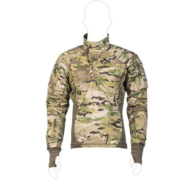 UF Pro Winter Combat Shirt AcE multicam
