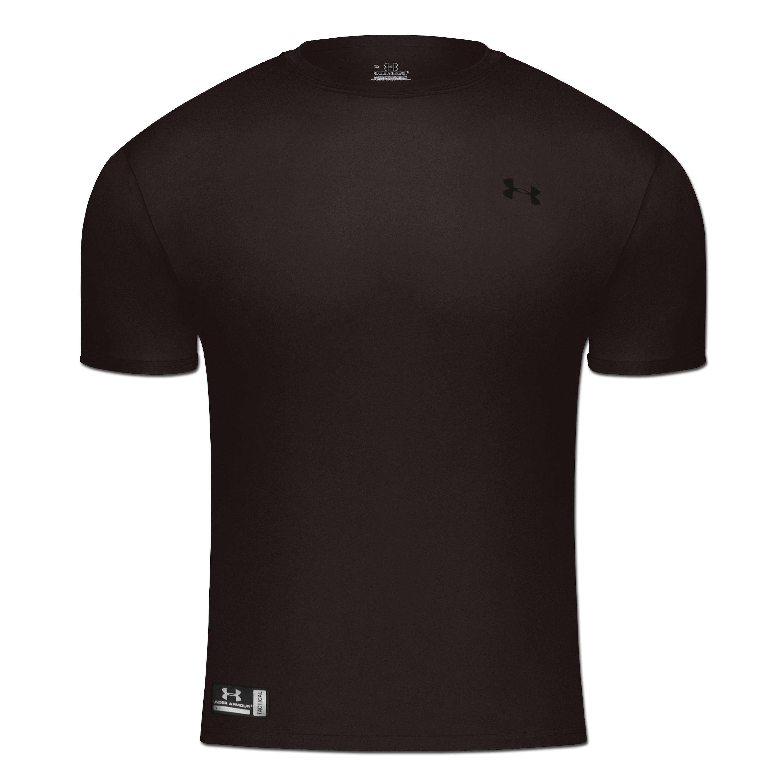 Under Armour HeatGear Tactical T-Shirt LF schwarz