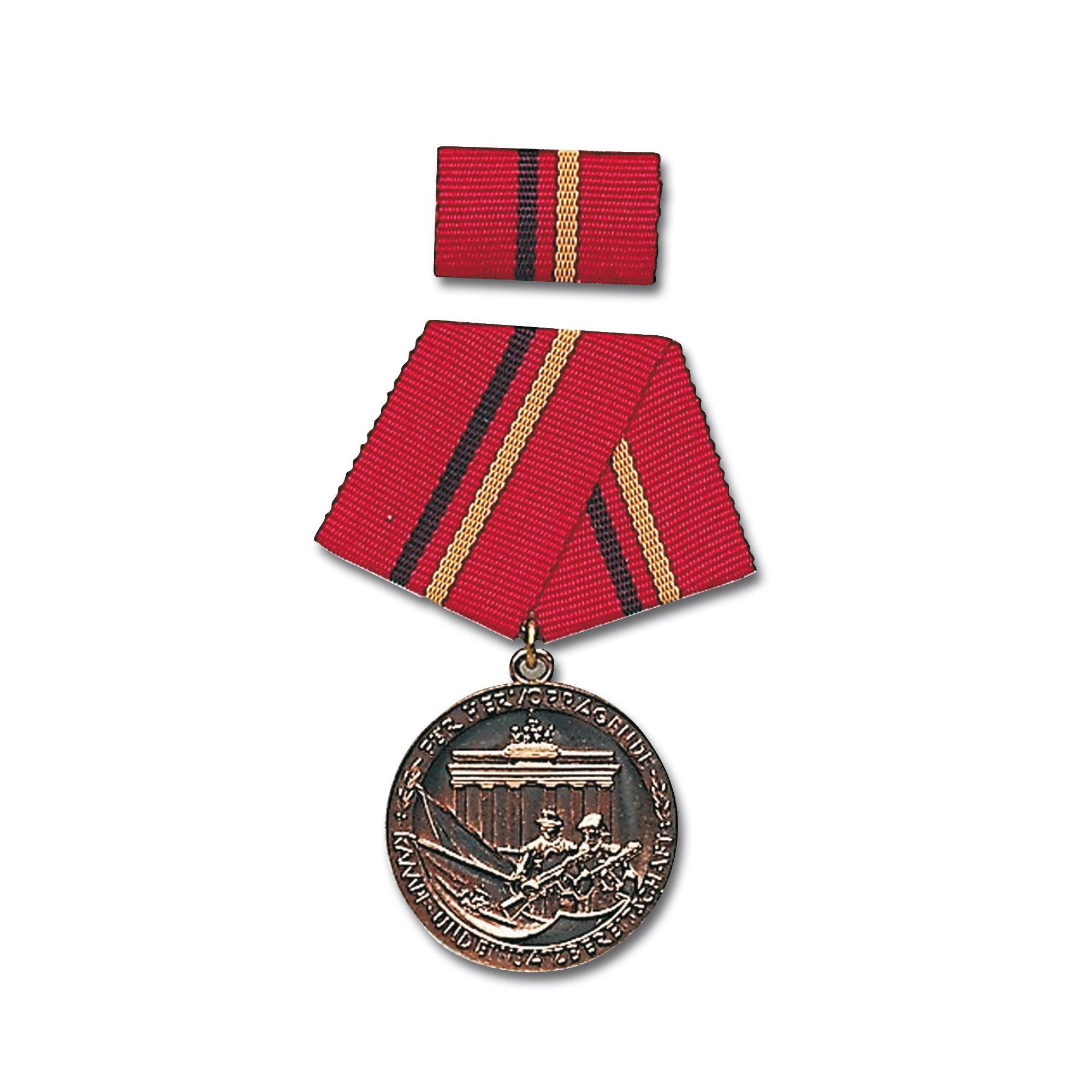Orden Verdienste d. Kampfgruppen bronze