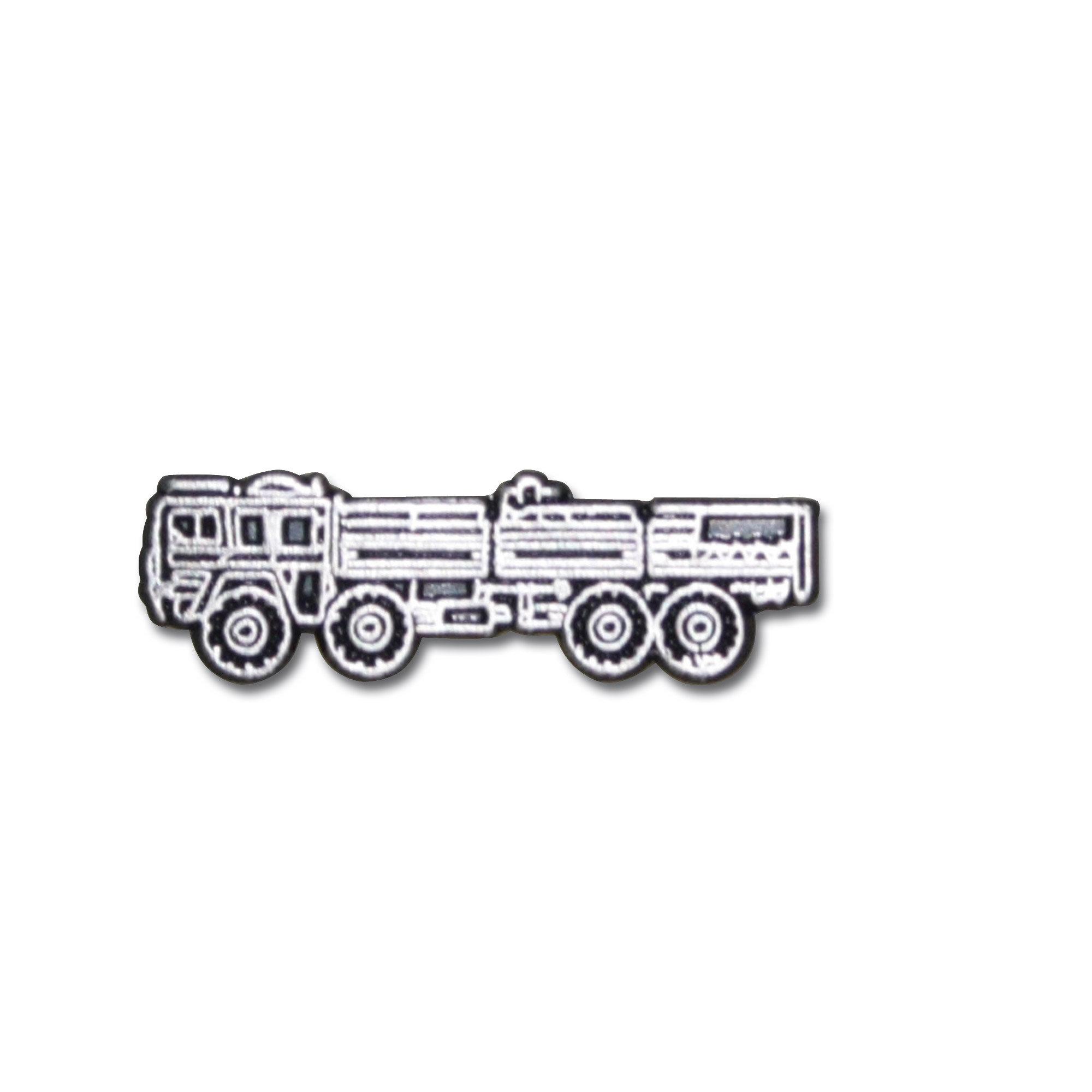 Pin Mini Metall LKW 10-Tonner
