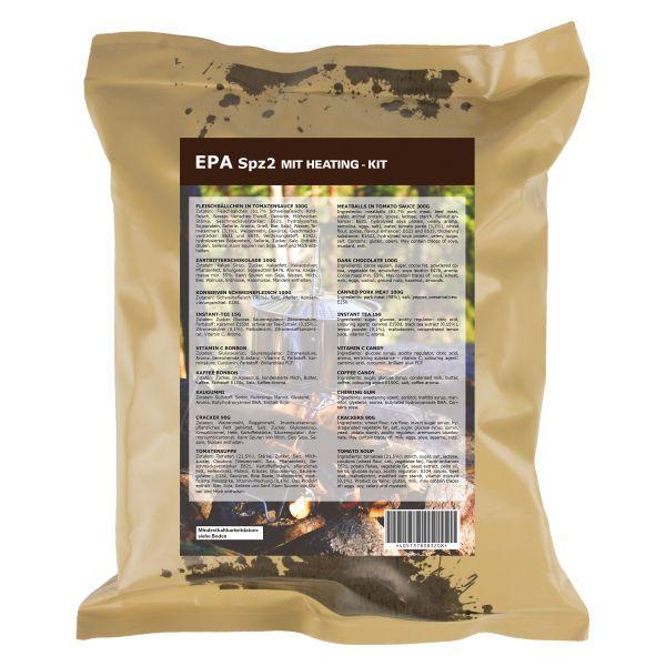 EPA Spz2 mit Heating-Kit