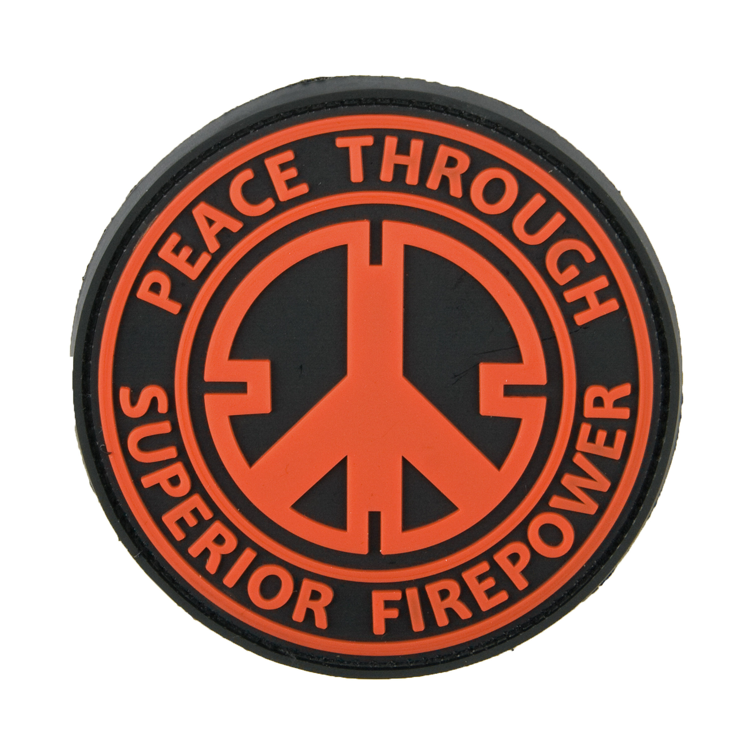 3D-Patch Peace Through Superior Firepower rot