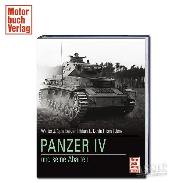 Buch Panzer IV und seine Abarten