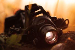 Stirnlampe