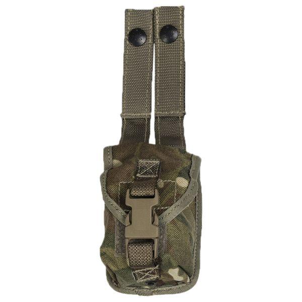 NVA Schulterklappen Soldat Paspel bordeaux