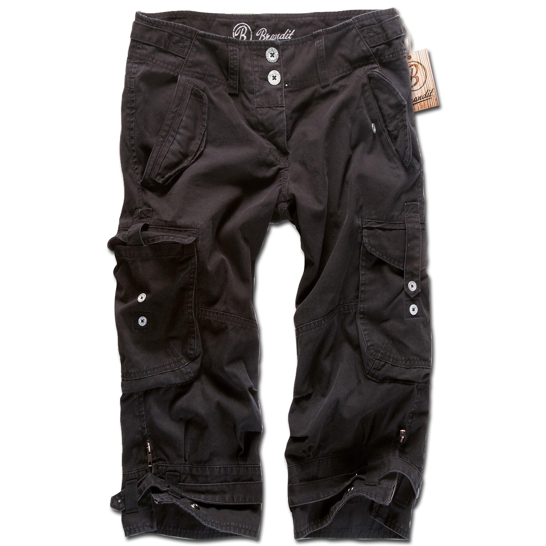 Brandit Shorts Ladies Vanity schwarz