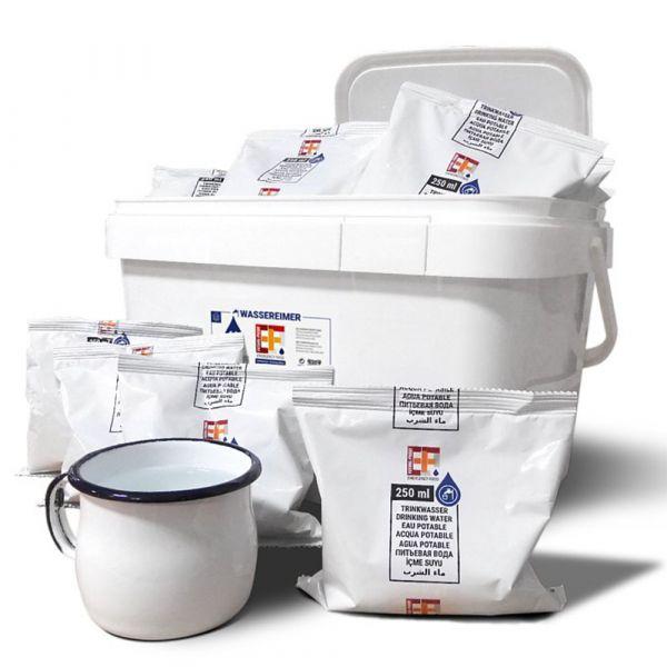 EF Emergency Food Wassereimer 6L